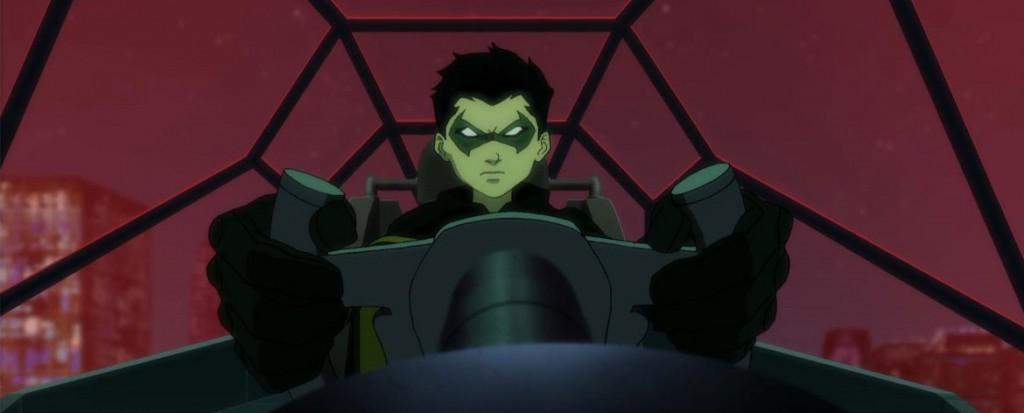 Justice League vs Teen Titans (Blu-ray)