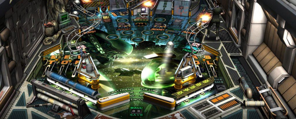 Zen Pinball 2: Aliens vs. Pinball