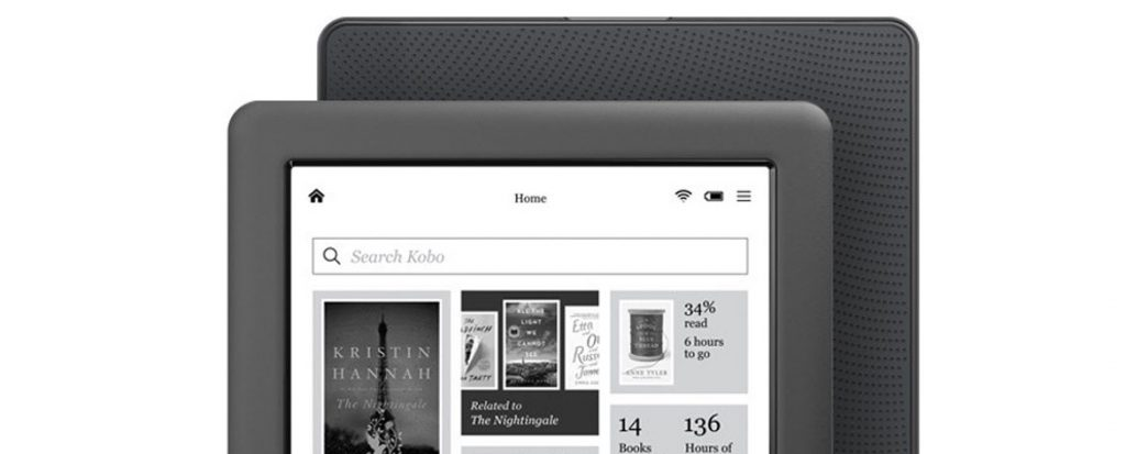 Kobo Glo HD e-Reader (2015)