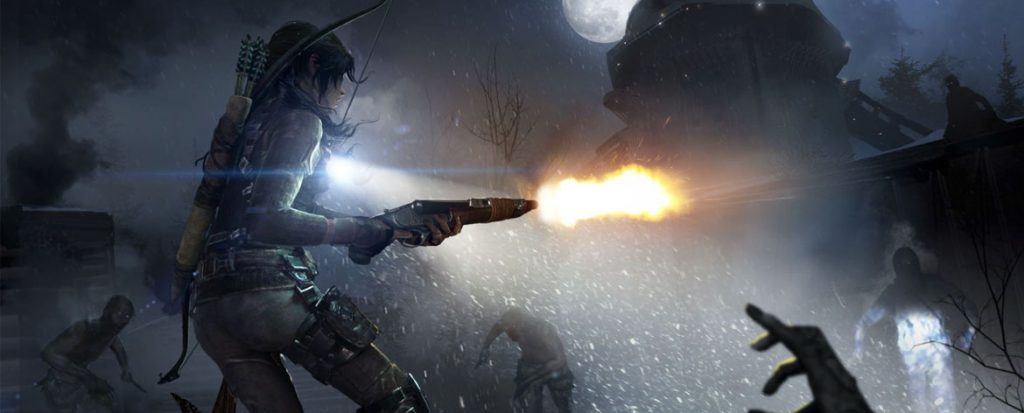 Rise of the Tomb Raider: Cold Darkness Awakened