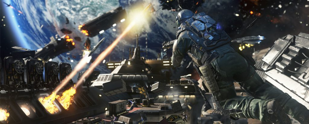 E3 2016: Activision Shows Infinite Warfare and Skylanders Imaginators