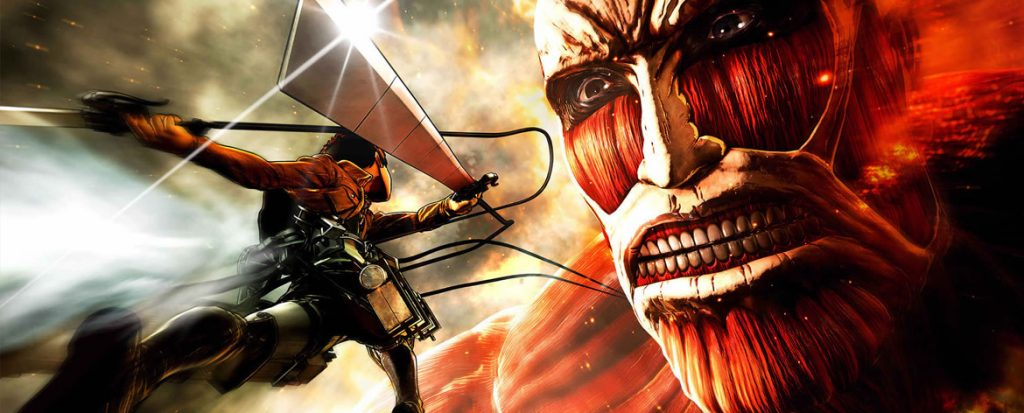 E3 2016: Tecmo Koei Show Attack on Titan and Ni-Oh