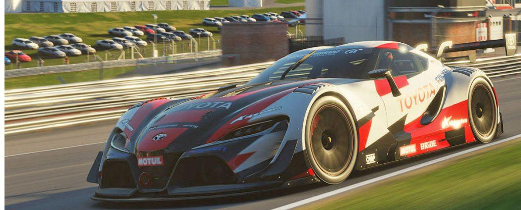 E3 2016: Gran Turismo Sport Impressions