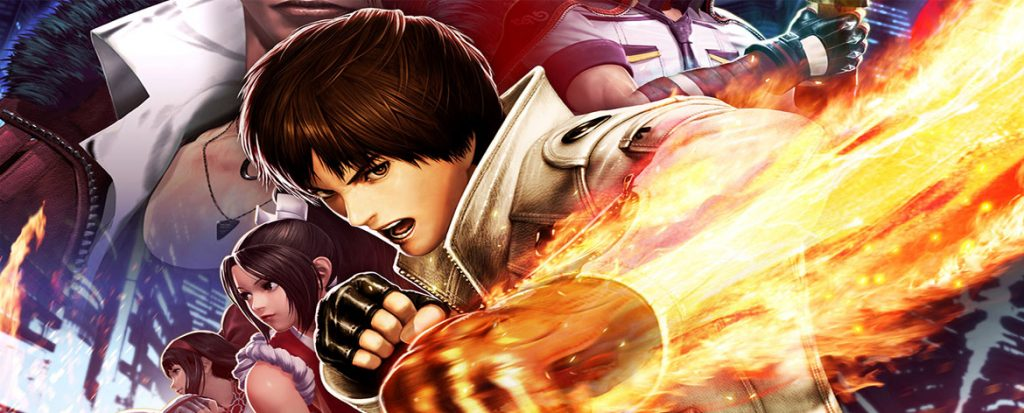 E3 2016: The King of Fighters XIV Impressions