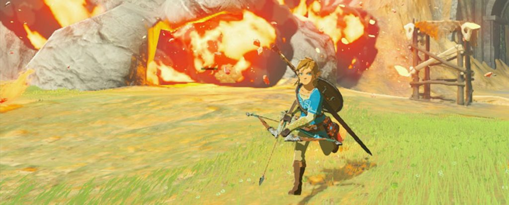 E3 2016: The Legend of Zelda: Breath of the Wild Impressions