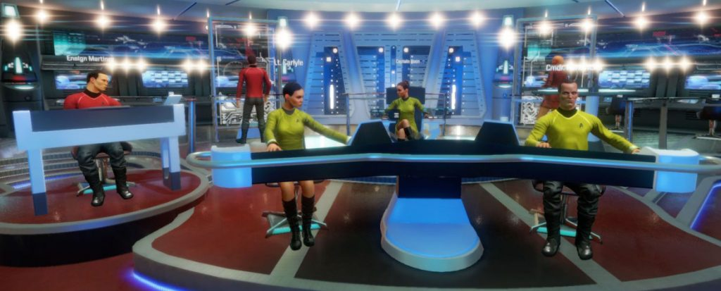 E3 2016: Star Trek Bridge Crew Impressions with NVIDIA and Oculus VR