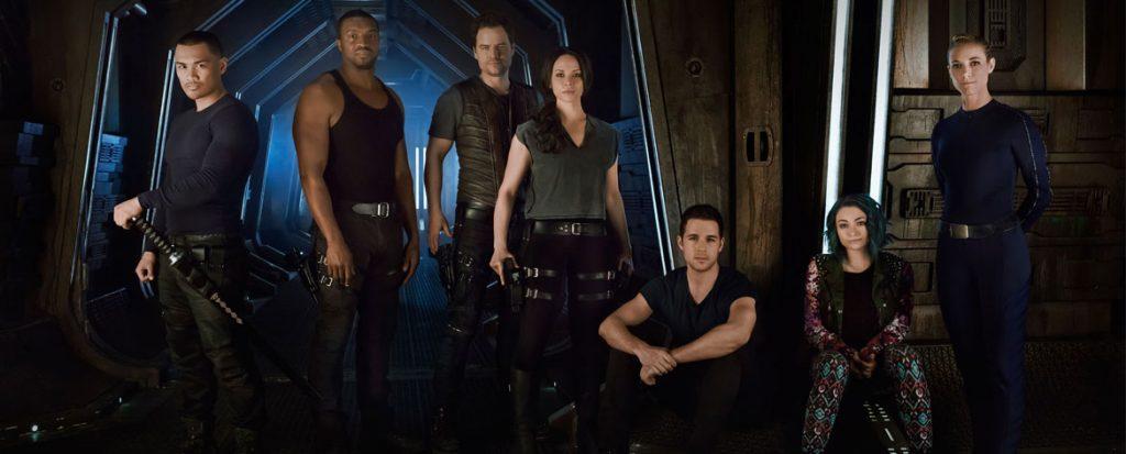 Dark Matter: Season One (Blu-ray)