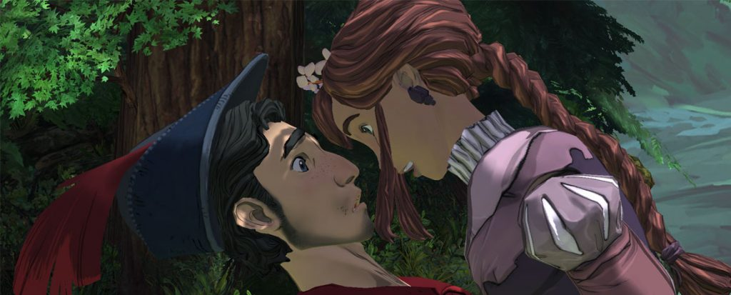 King's Quest Chapter Three: Once Upon a Climb