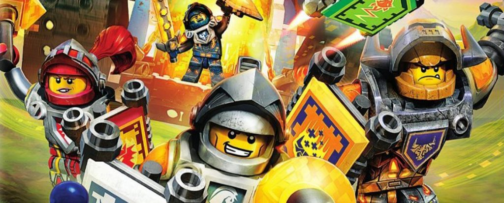 Lego: Nexo Knights: Season One (DVD)