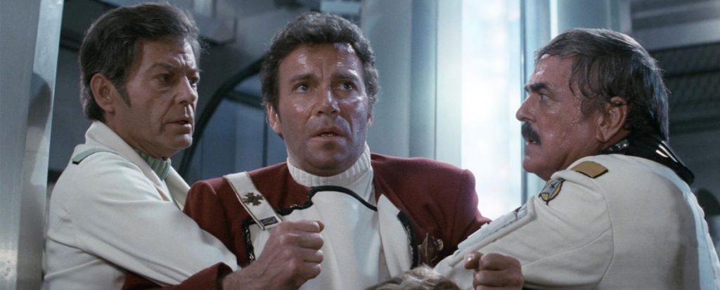 Star Trek II: The Wrath of Khan – Director's Cut (Blu-ray)