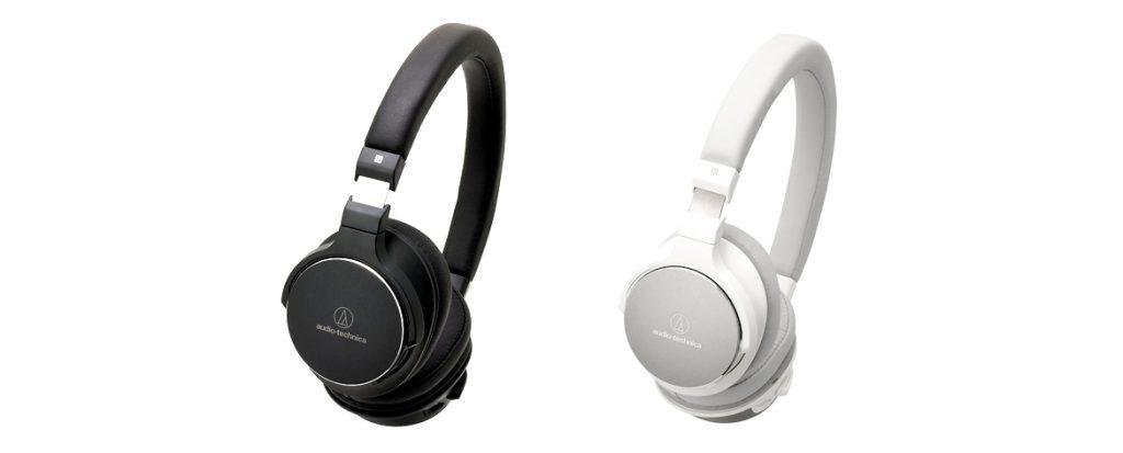 Audio-Technia ATH-SR5BT Wireless On-Ear Headphones