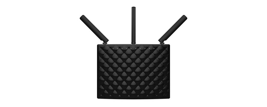 Tenda AC15 Smart AC1900 Dual-Band Gigabit Router