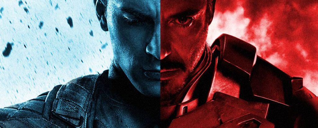 Captain America: Civil War 3D (Blu-ray)