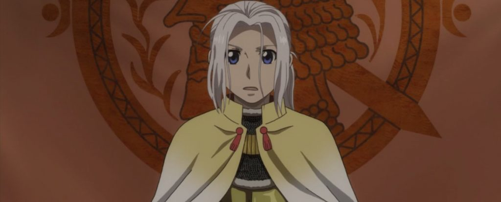 The Heroic Legend of Arslan: Season One Part One (Blu-ray)