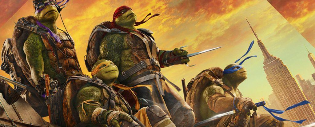 Teenage Mutant Ninja Turtles: Out of the Shadows (4K Blu-ray)