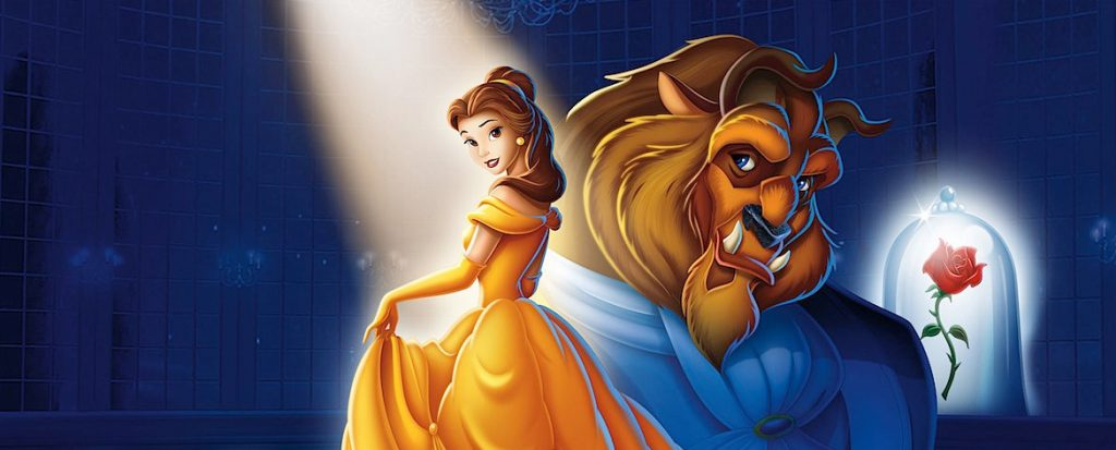 Beauty and The Beast: 25th Anniversary Edition (Blu-ray)