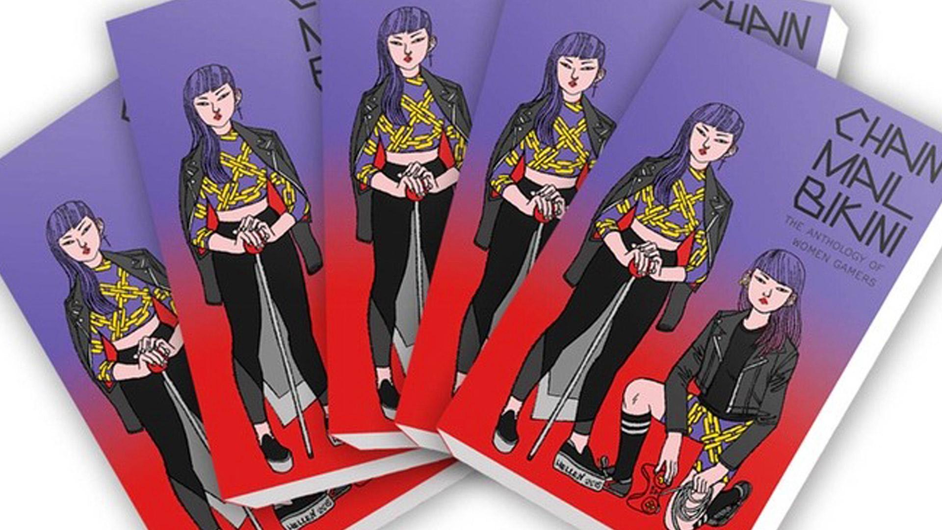 Cartoonist Hazel Newlevant Talks Chainmail Bikini, Women Gamers
