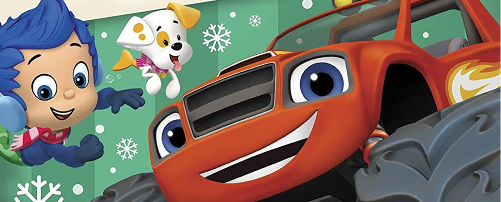A Very Nick Jr  Christmas (DVD) Blu-ray/DVD Reviews