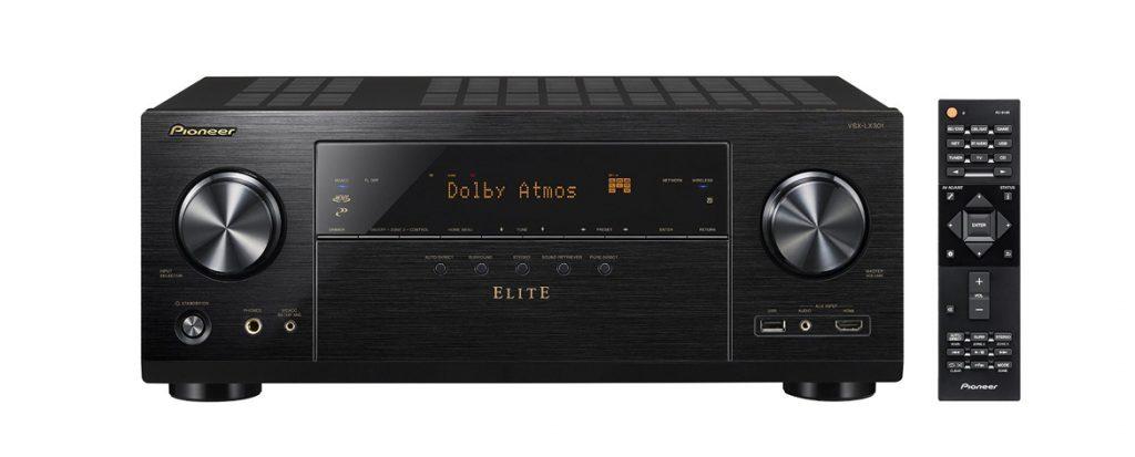 Pioneer Elite VSX-LX301 AV Receiver