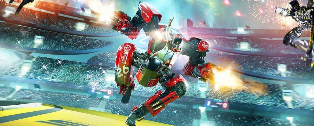 RIGS: Mechanized Combat League
