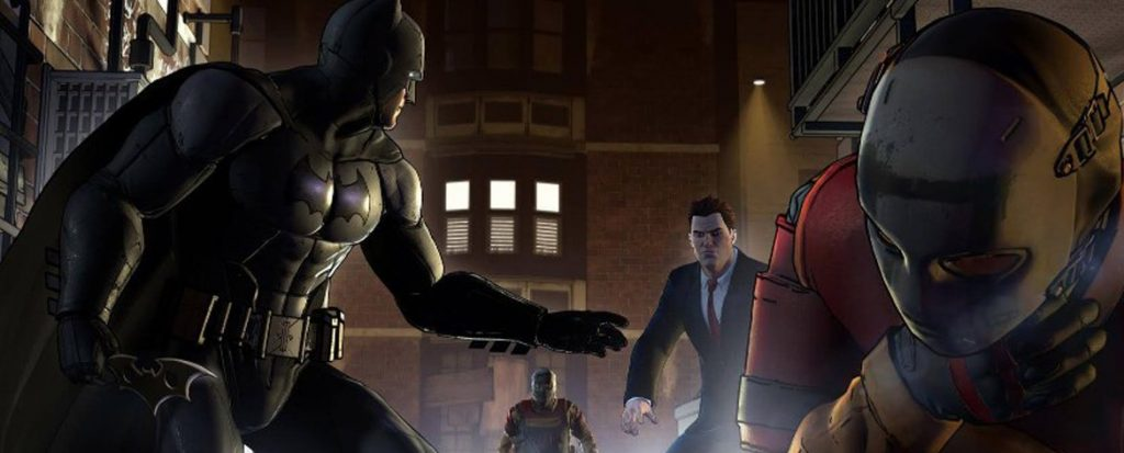 Batman: The Telltale Series: Episode 3: New World Order