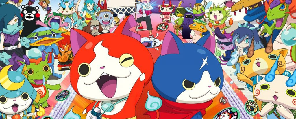 Yo-Kai Watch 2: Fleshy Souls and Bony Spirits