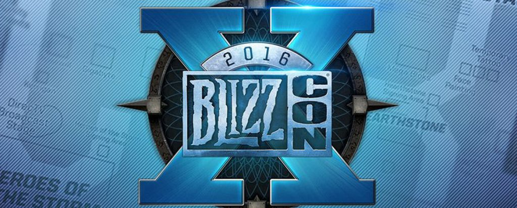 BlizzCon 2016 Virtual Ticket Experience