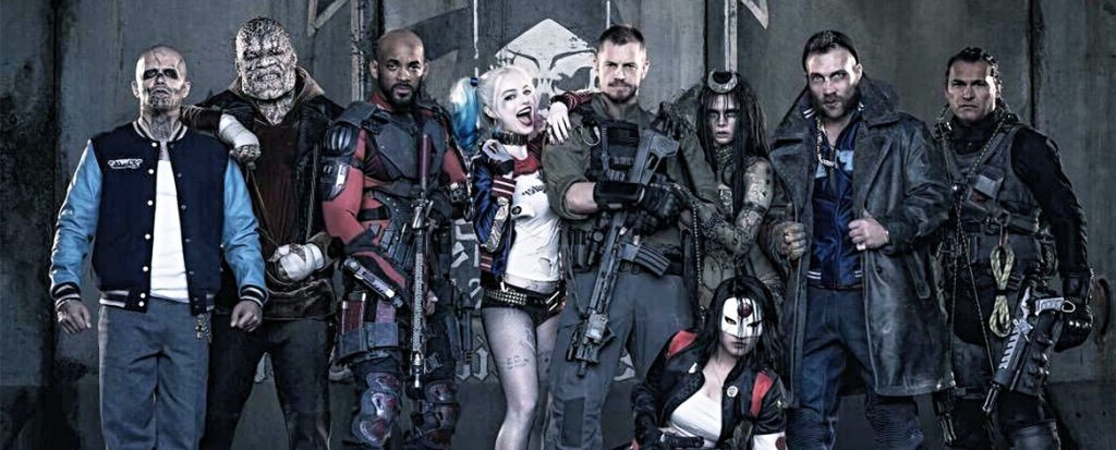 Suicide Squad (4K Blu-ray)