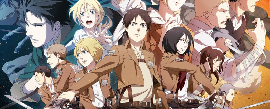 Attack On Titan: Season One (Blu-ray)