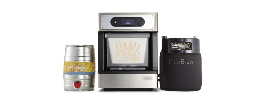 CES 2017: PicoBrew Simplifies Beermaking With The FreeStyle PicoPak