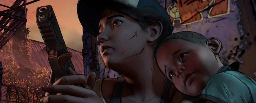 The Walking Dead: A New Frontier: Ties That Bind – Part 1 & 2