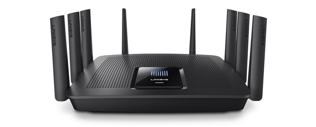 Linksys Max-Stream AC5400 Gigabit Router