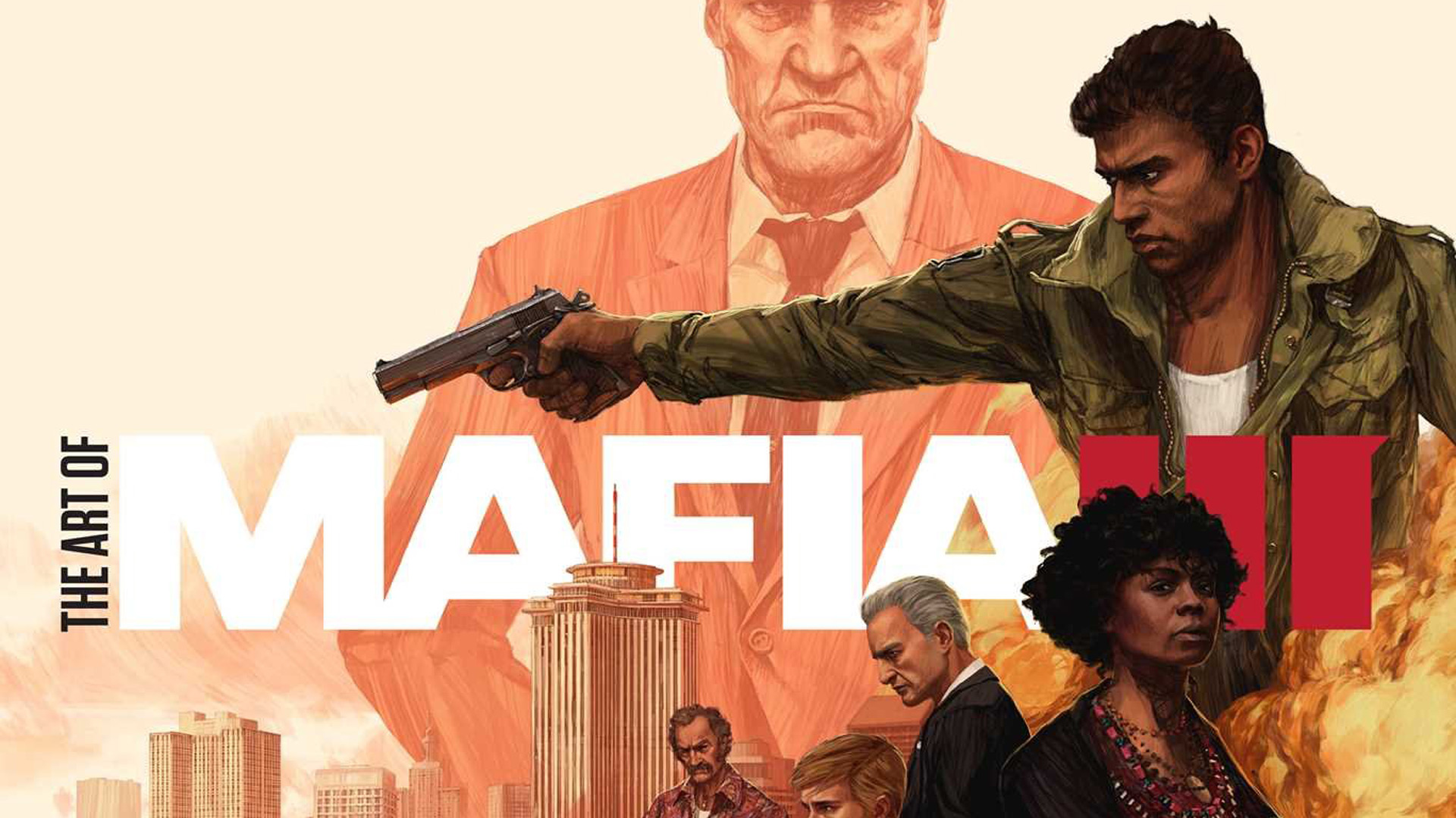 The Art of Mafia III (2016)