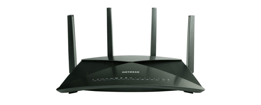 NETGEAR Nighthawk X10 Smart Wi-Fi Router