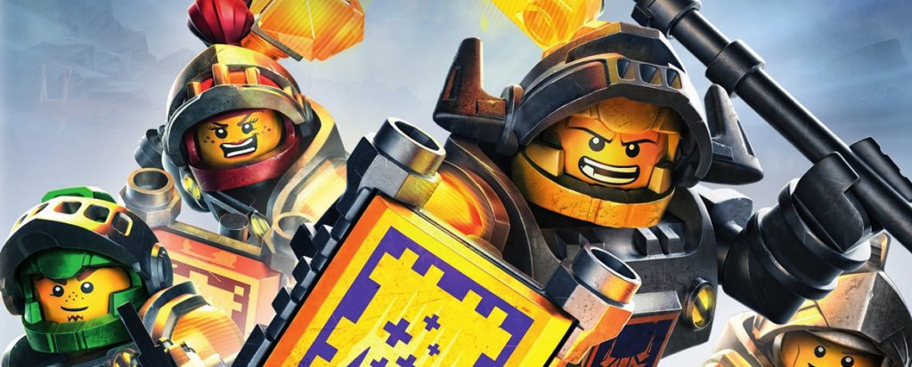 Lego Nexo Knights: Season Two (DVD)