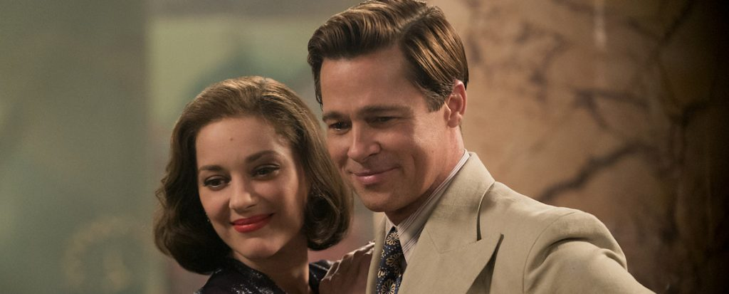 Allied (4K Blu-ray)