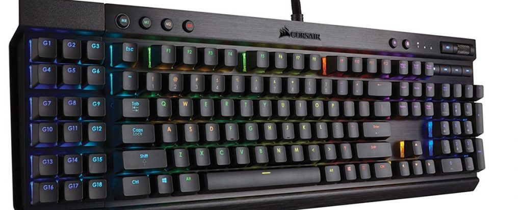 Corsair K95 RGB Mechanical Gaming Keyboard (2015)