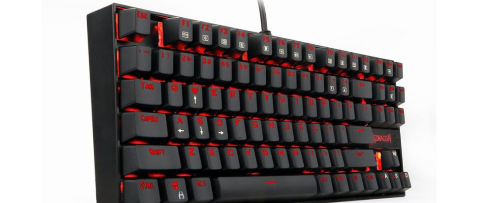 Redragon KUMARA Backlit Mechanical Gaming Keyboard