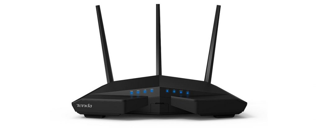 Tenda AC18 Enhanced Smart Gigabit Router