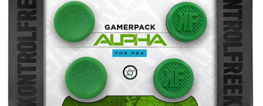 KontrolFreek GamerPack Alpha