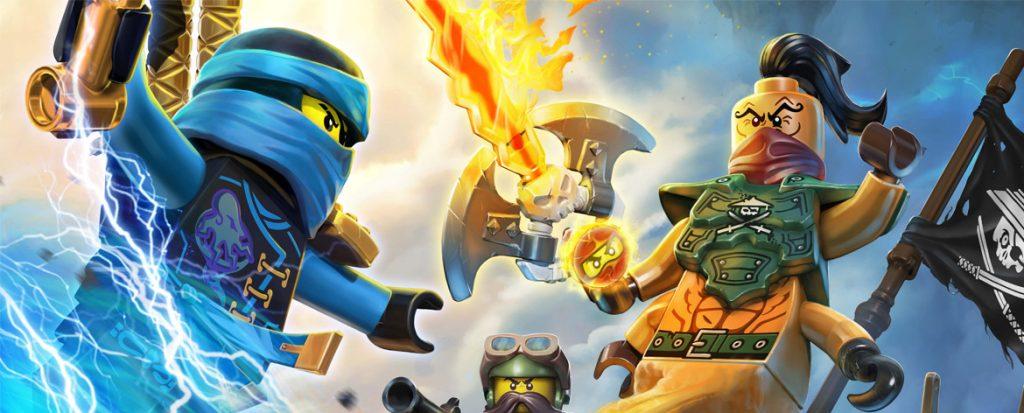 Lego Ninjago Masters of Spinjitzu: Skybound (DVD)