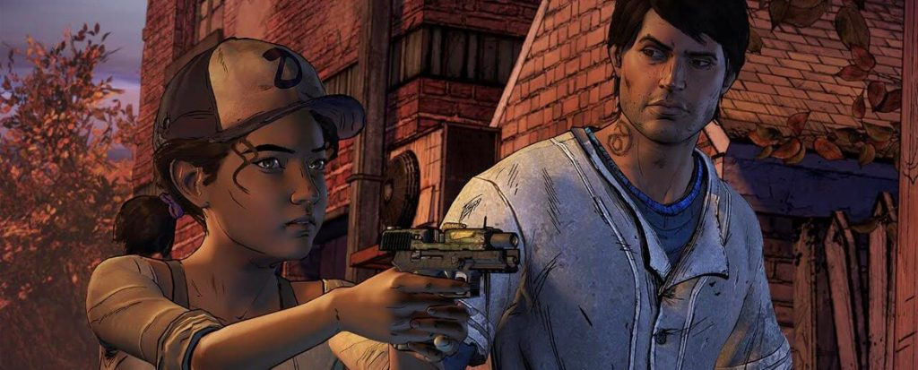 The Walking Dead: A New Frontier: Above the Law