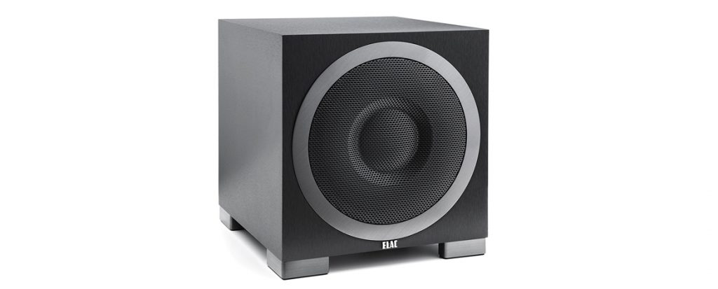 ELAC S10EQ Powered Subwoofer