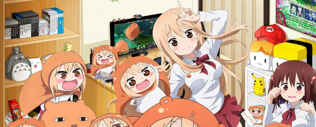 Himouto! Umaru-chan: Complete Collection (Blu-Ray)