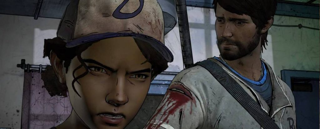 The Walking Dead: A New Frontier: Thicker Than Water