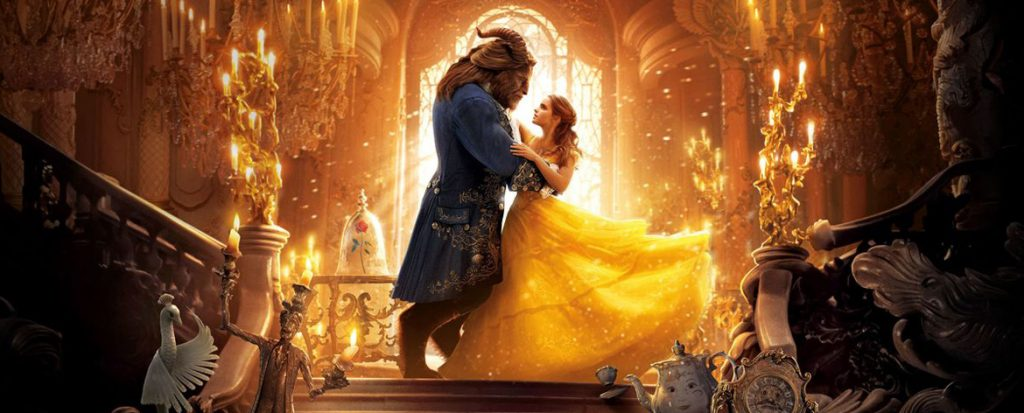 Beauty and the Beast 2017 (Blu-ray)
