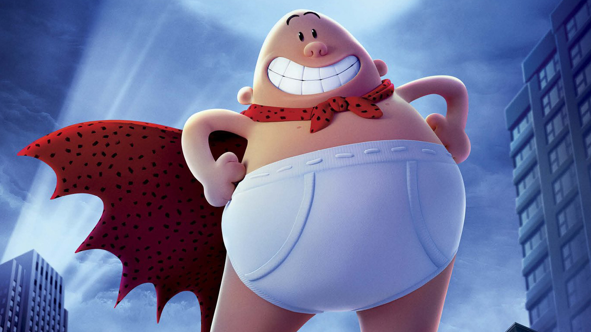Captain Underpants: The First Epic Movie (2017)