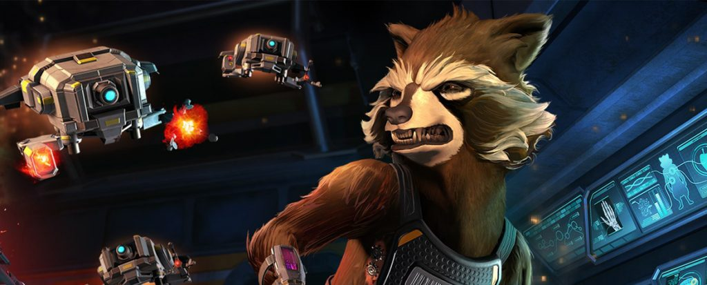 Guardians of the Galaxy: The Telltale Series Episode Two