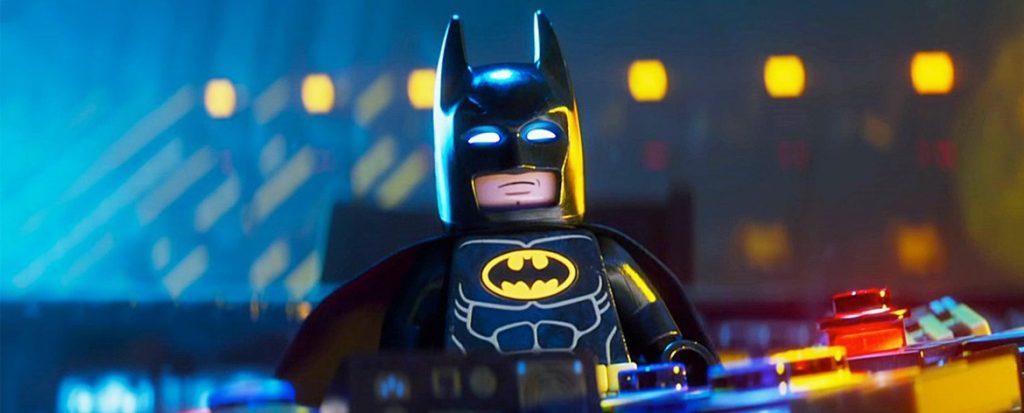 The Lego Batman Movie (4K Blu-ray)