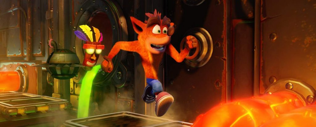 Crash Bandicoot: The N. Sane Trilogy